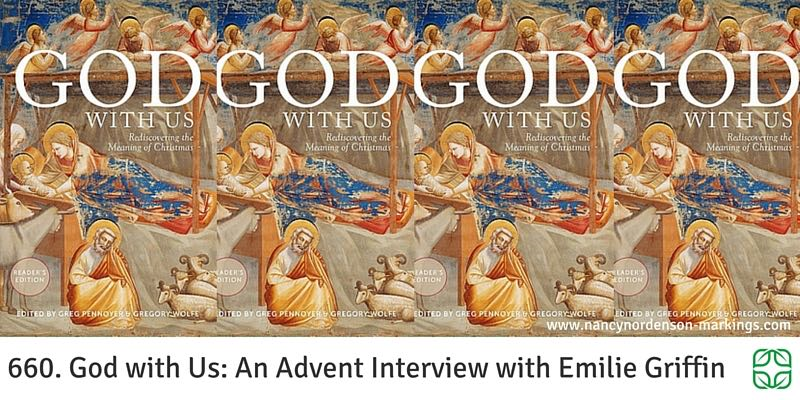 GOD WITH US interview with Emilie Griffin