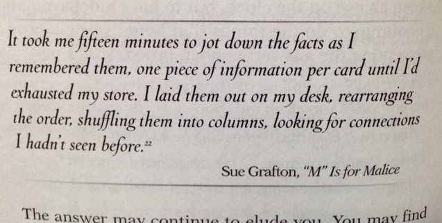 732. Remembering Sue Grafton